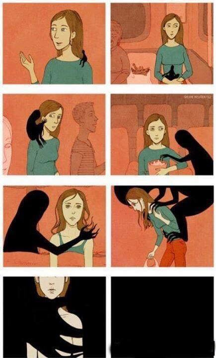 Depression Can Be Managable or Overwhelming