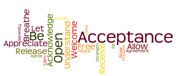 ACT Therapy: Acceptance